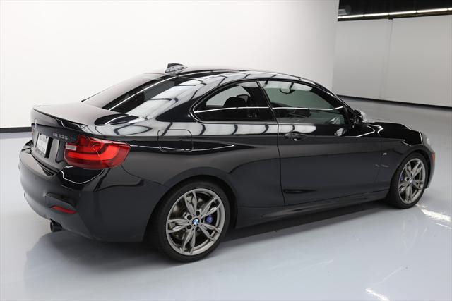 2014 BMW 2-Series (Black/Black)