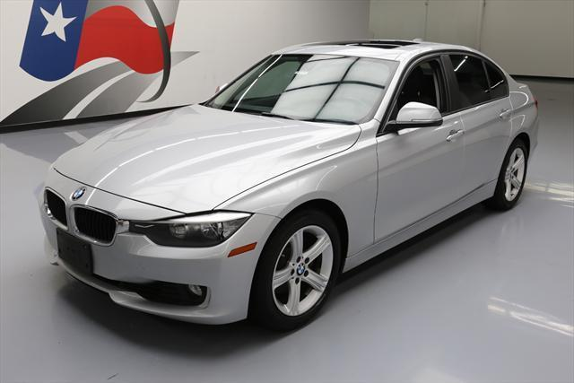 2013 BMW 3-Series (Silver/Black)
