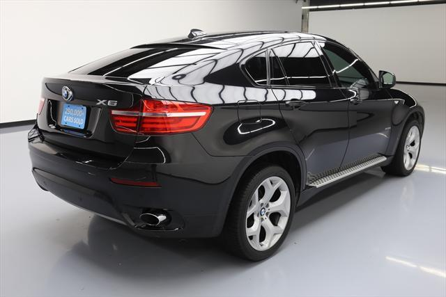 2013 BMW X6 (Black/Tan)
