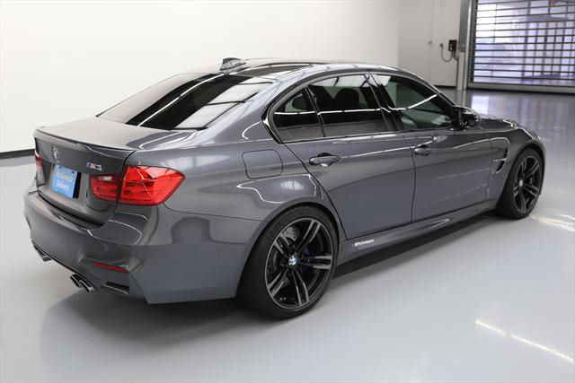 2015 BMW M3 (Gray/Black)