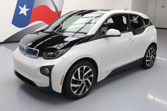 2014 BMW i3 (White/Brown)