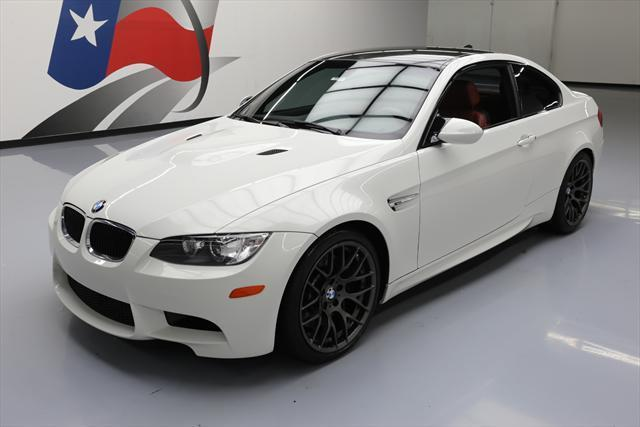 2013 BMW M3 (White/Red)