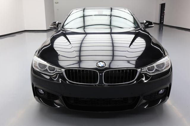 2014 BMW 4-Series (Black/Black)