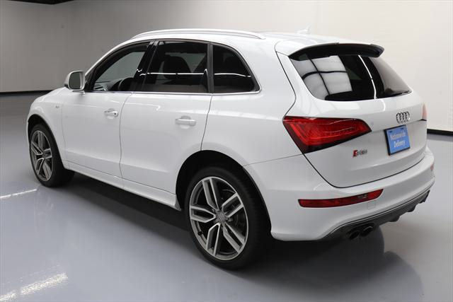 2015 Audi SQ5 (White/Black)