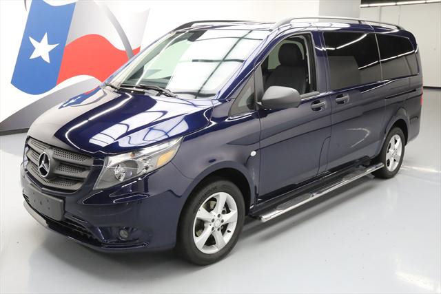 2016 Mercedes-Benz Metris (Blue/Black)