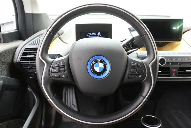 2014 BMW i3 (Silver/Brown)