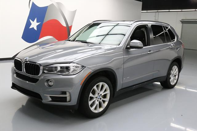 2016 BMW X5 (Gray/Black)