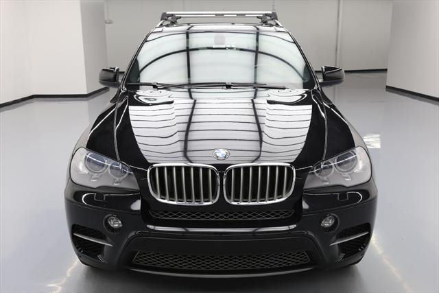 2012 BMW X5 (Black/Brown)
