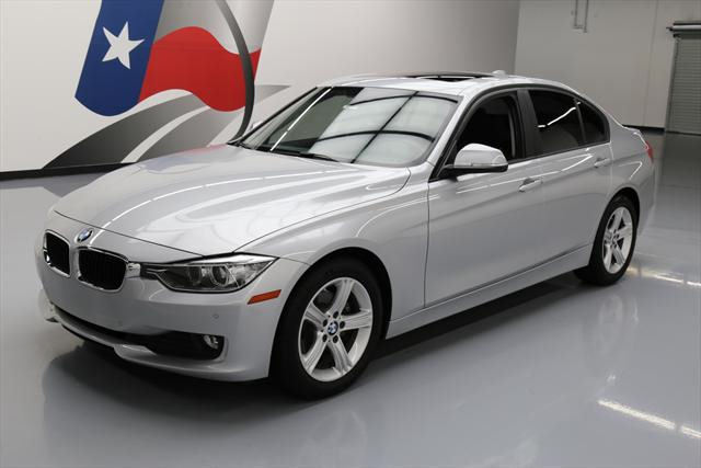 2014 BMW 3-Series (Silver/Black)