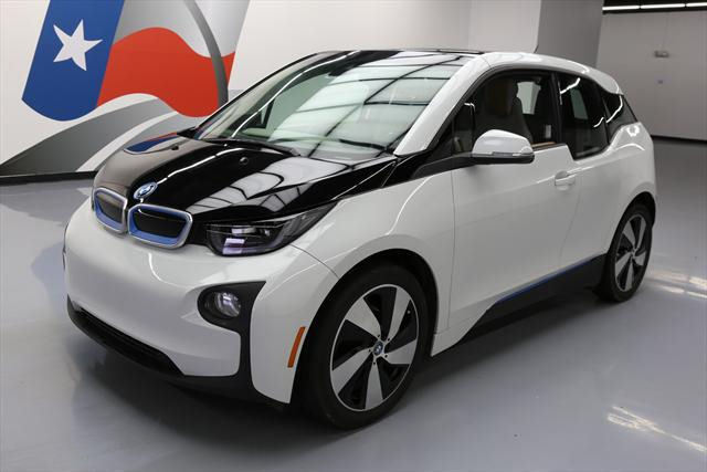 2014 BMW i3 (White/Gray)