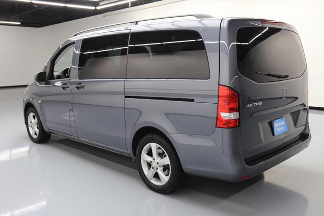 2016 Mercedes-Benz Metris (Gray/Black)