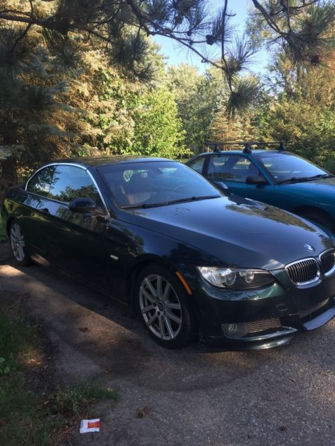 2007 BMW 3-Series (Green/Brown)