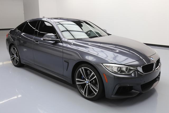 2015 BMW 4-Series (Gray/Black)