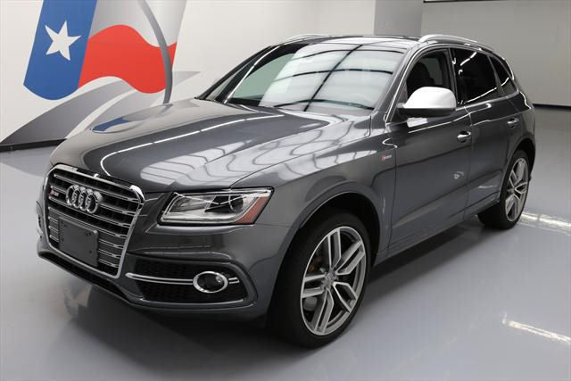 2015 Audi SQ5 (Gray/Black)