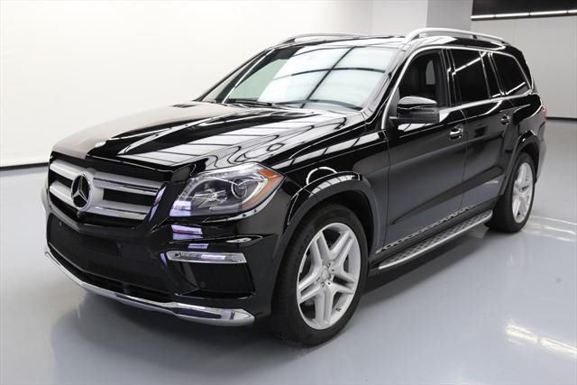 2015 Mercedes-Benz GL-Class (Black/Brown)