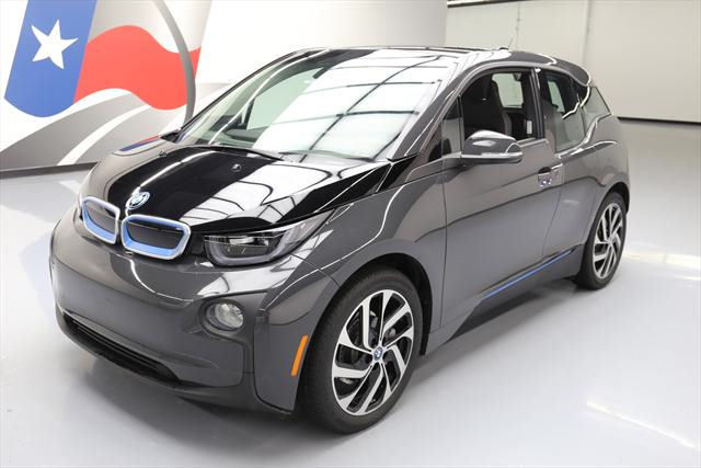 2014 BMW i3 (Gray/Brown)