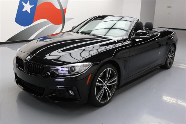 2016 BMW 4-Series (Black/Black)