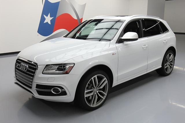 2014 Audi SQ5 (White/Black)