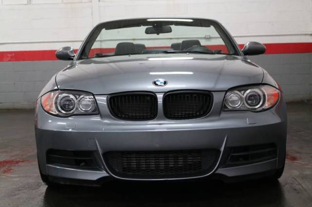 2009 BMW 1-Series (Charcoal/Black)