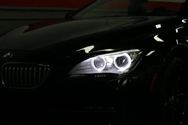 2012 BMW 6-Series (Black/Black)