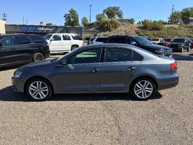 2015 Volkswagen Jetta (Gray/Select)