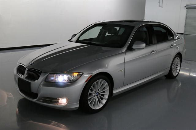 2011 BMW 3-Series (Silver/Gray)
