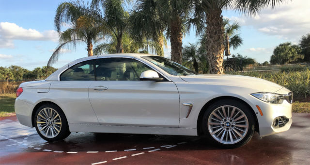 2016 BMW 4-Series (MINERAL WHITE/Black)