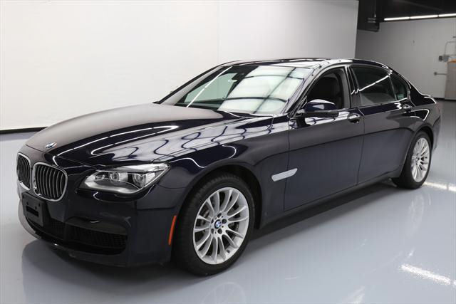 2013 BMW 7-Series (Black/Black)