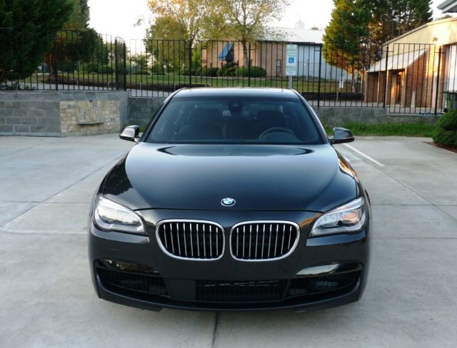 2015 BMW 7-Series (DARK GRAY/BLACK)