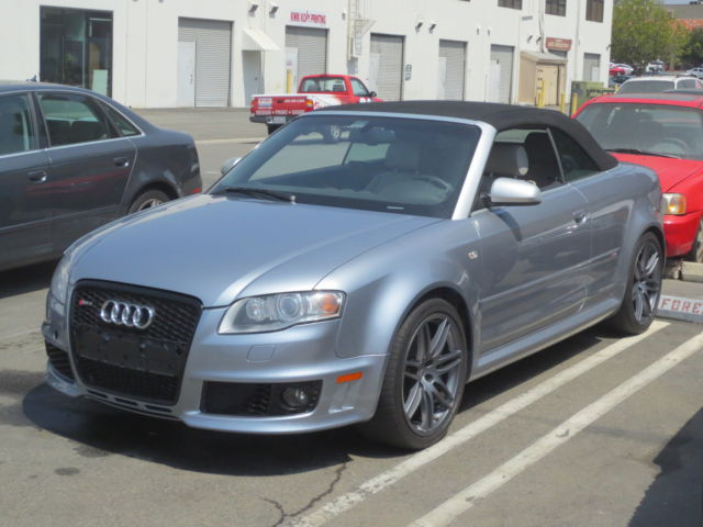 2008 Audi RS4 (SILVER/SILVER)