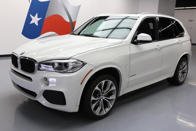 2014 BMW X5 (White/Black)