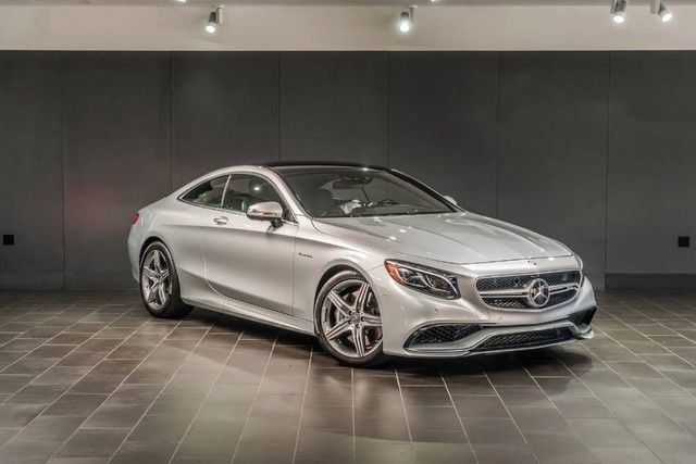 2015 Mercedes-Benz S-Class S63 AMG (Gray/Black)