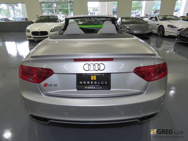 2014 Audi RS5 (Silver/--)