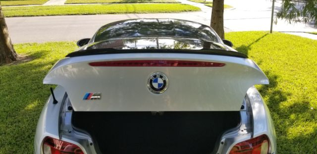 2008 BMW M Roadster & Coupe (Silver/Black)