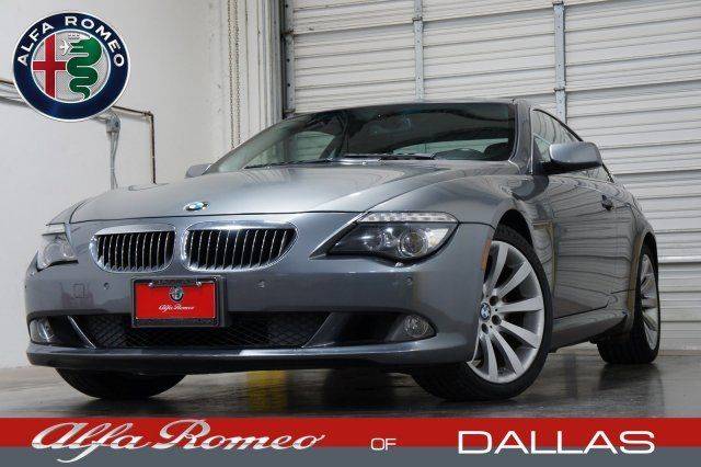 2008 BMW 6-Series (Champagne/Brown)