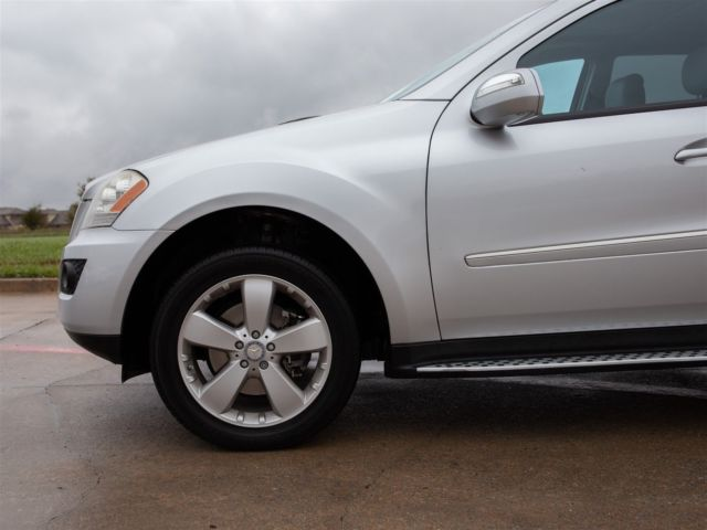2009 Mercedes-Benz M-Class (Silver/Other)
