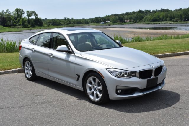 2014 BMW 3-Series (Gray/Venetian Beige)