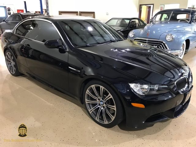 2008 BMW M3 (Black/Gray)