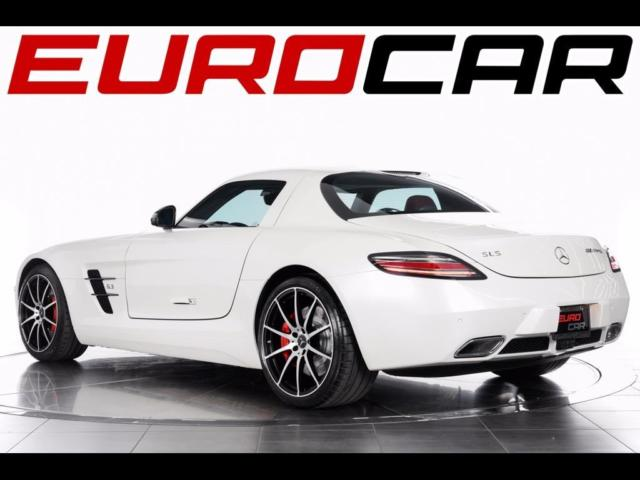 2013 Mercedes-Benz SLS AMG (White/Other)