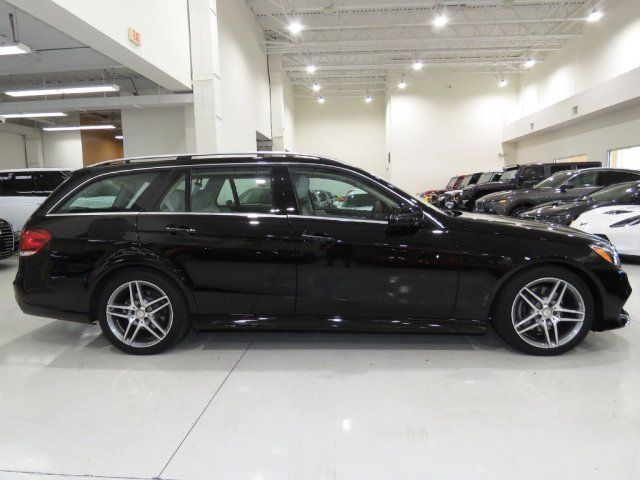 2016 Mercedes-Benz E-Class (Black/Brown)