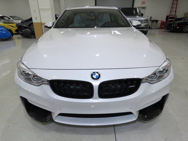 2016 BMW M4 (Gray/White)