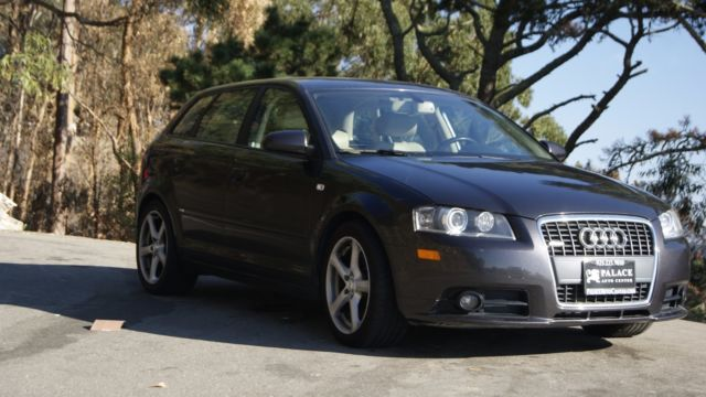 2007 Audi A3 (Gray/Light Tan)