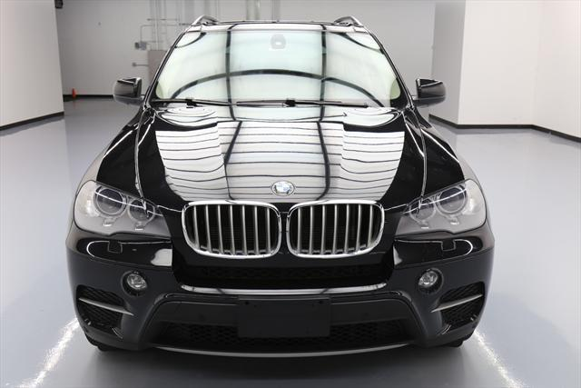 2013 BMW X5 (Black/Tan)