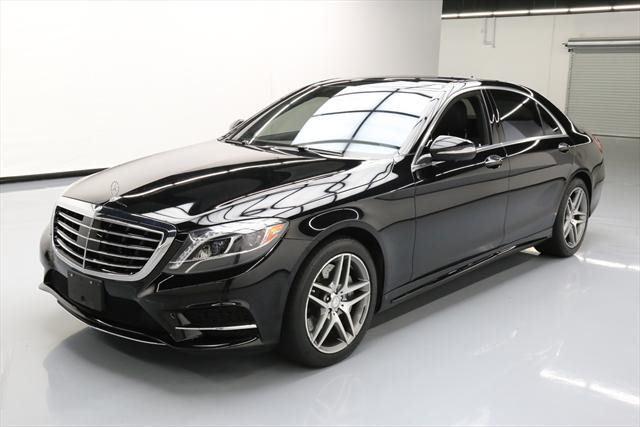 Seller Of German Cars 2015 Mercedes Benz S Class Black