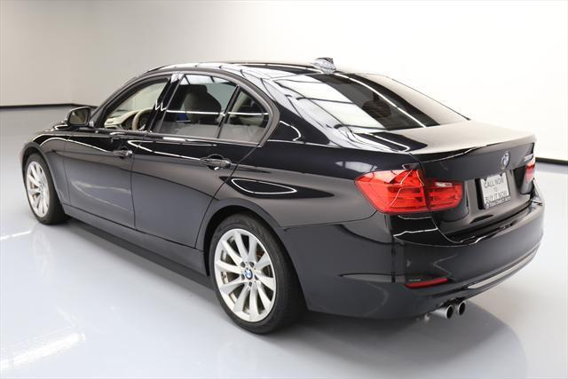 2013 BMW 3-Series (Black/Tan)