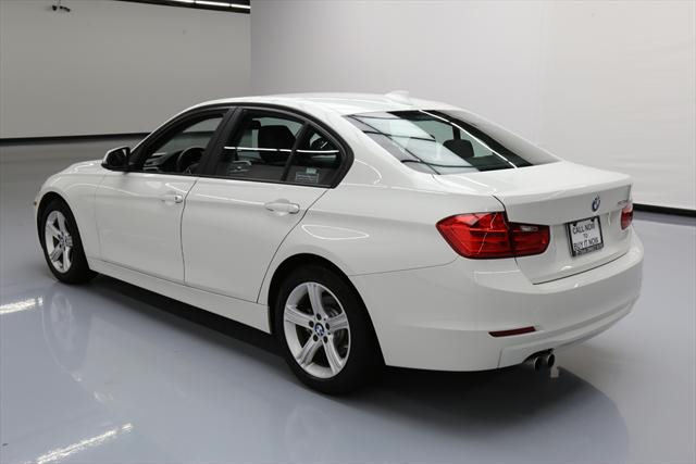 2015 BMW 3-Series (White/Black)
