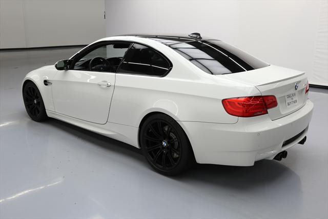 2013 BMW M3 (White/Black)