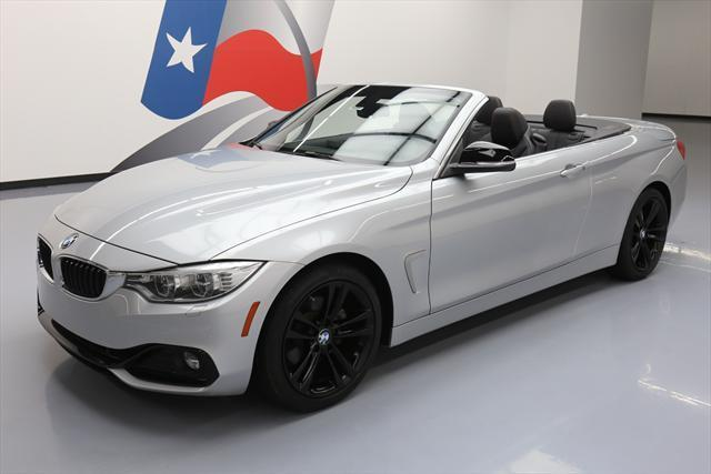 2014 BMW 4-Series (Silver/Black)