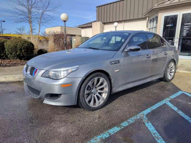 2008 BMW M5 (Spacegrau Metallic/Black)