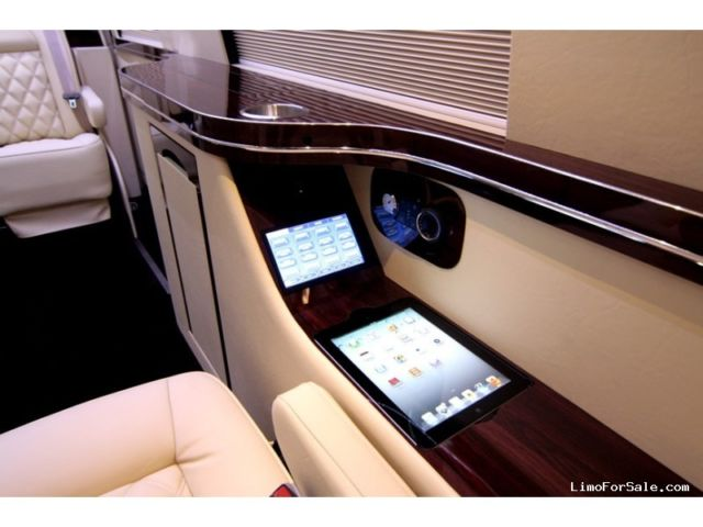 2012 Mercedes-Benz Sprinter (Black/Tan)